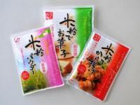 米粉製品(米粉でから揚げ・米粉でお菓子)
